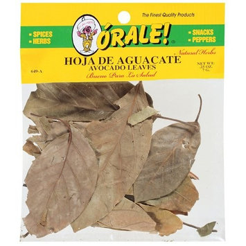 Orale Avocado Leaves, .25 oz