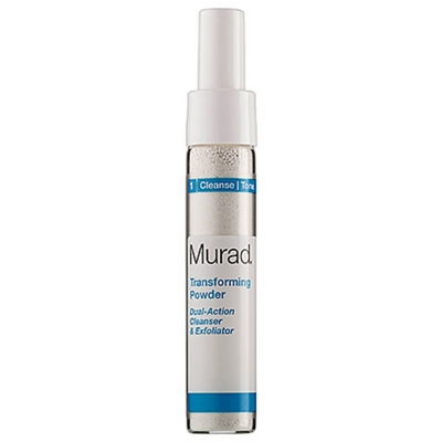 Murad Transforming Powder Dual-Action Cleanser & Exfoliator 0.5 oz