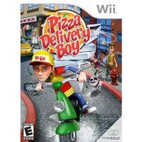 Majesco Pizza Delivery Boy - Nintendo Wii