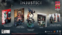 NetherRealm Studios Injustice: Gods Among Us Collector's Edition