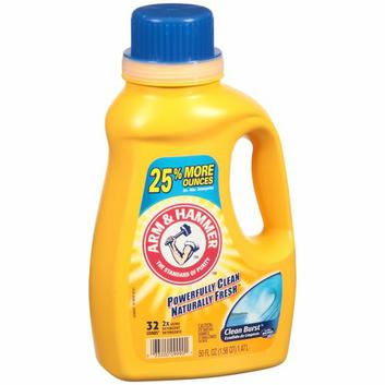 Arm & Hammer Clean Burst Liquid Laundry Detergent