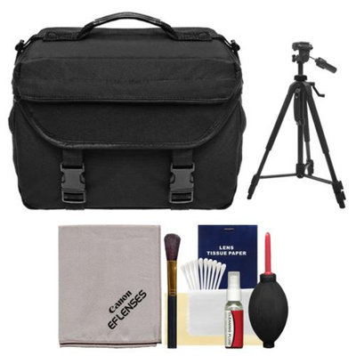 Precision Design 1000 Deluxe Digital SLR System Camera Case with 57