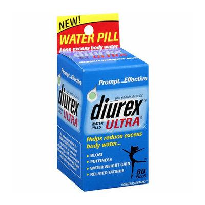 Diurex Ultra The Gentle Diuretic Water Pills 80 ct