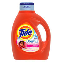 Tide with Touch of Downy April Fresh Scent Liquid Laundry Detergent 69 Fl Oz