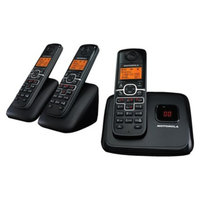 Motorola DECT 6.0 Cordless Phone System (MOTO-L703) with Answering