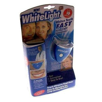 As Seen On TV White Light Tooth Whitener Set