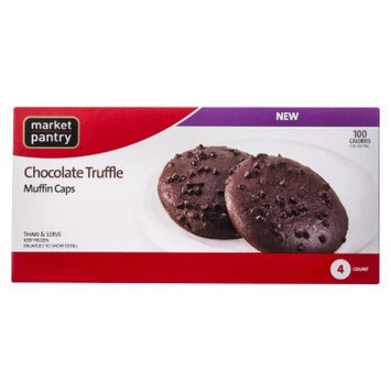 market pantry Market Pantry Chocolate Muffin Top 4 ct