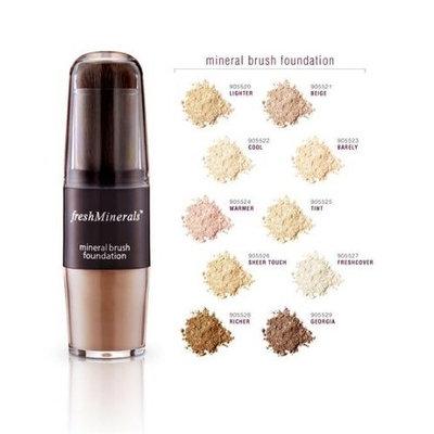 Mirage Cosmetics freshMinerals Mineral Bronzing Powder, Fantasy, 3.9 Gram