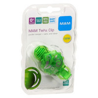 Mam Twist Clip Pacifier Keeper 0+ Months