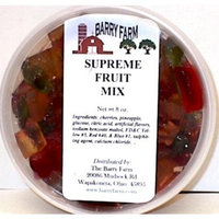 Barry Farm Cherry-Pineapple Supreme Candied Fruit, 8 oz.