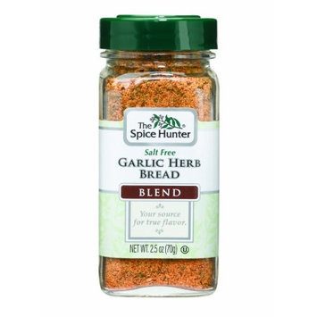 The Spice Hunter Garlic Herb Bread Blend, 2.5-Ounce Jar