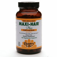 Country Life Maxi-Hair Plus 5
