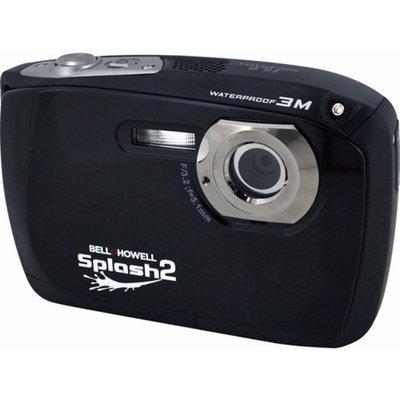 Bell & Howell Bell+Howell Black Splash2 WP16 Digital Camera with 16 Megapixels and 4x Digital Zoom