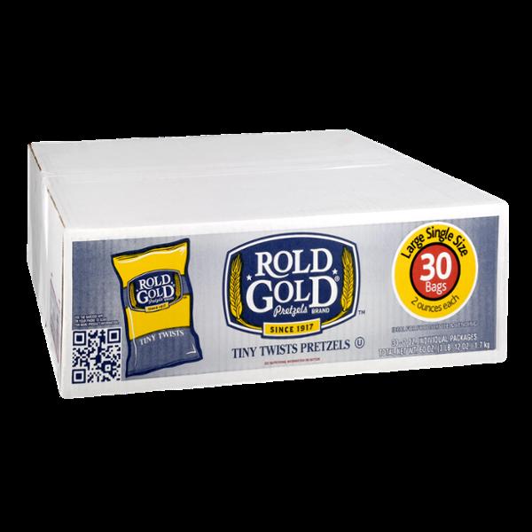 Rold Gold® Tiny Twists Pretzels Large Single