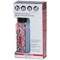 Head Organics Hair Serum, Shine/Anti-Frizz, 2-Ounces