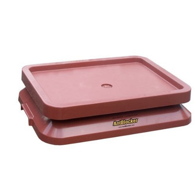 Antblocker Pet Food Tray, Terracotta