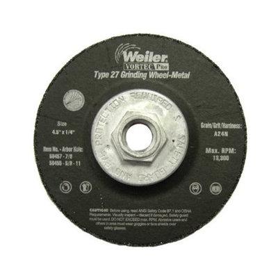 Weiler Weiler - Vortec Pro Type 27 Grinding Wheels 4-1/2