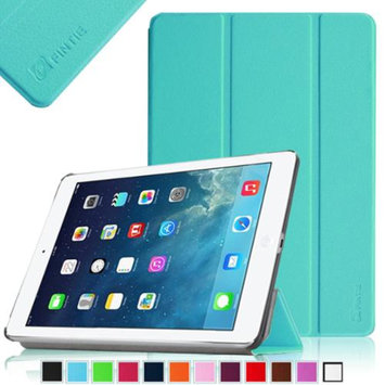 Fintie Ultra Slim Stand Cover SmartShell Case for Apple iPad Air iPad 5, Blue