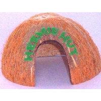 PetProductsPlanet Florida Marine Research SFM20200 6-Pack Coconut Hermit Crab Hideaway