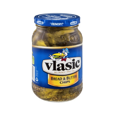 Vlasic Bread & Butter Pickle Chips