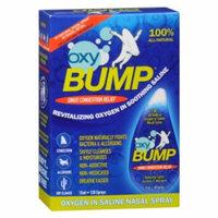 Oxy Bump Saline Oxygen Nasal Spray, .51 fl oz