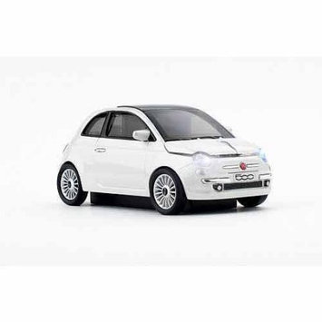 Estand Fiat 500 New Optical Mouse WH