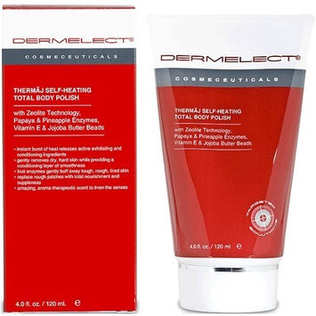 Dermelect Cosmeceuticals Thermaj Self-Heating Body Polish - 4 oz