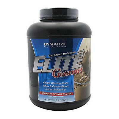 Dymatize Elite Gourmet Chocolate Peanut Butter Whey & Casein Blend Dietary Supplement