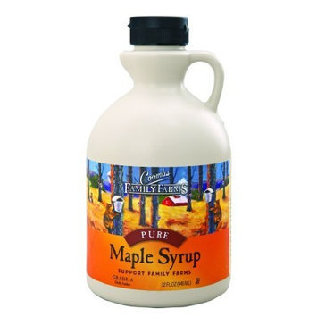 Coombs Family Farms 100% Pure Maple Syrup, Dark Amber, 32-Ounce