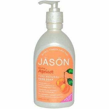 JĀSÖN Glowing Apricot Hand Soap