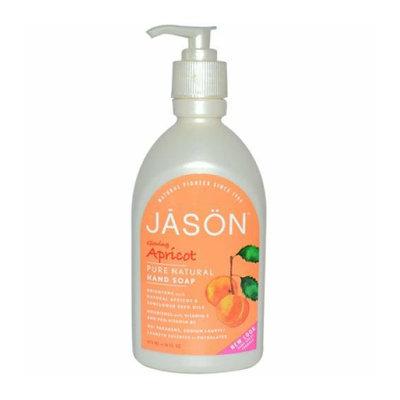 Jason Natural Products/Hain Celestial Group, Inc Jason Pure Natural Hand Soap Glowing Apricot 16 fl oz