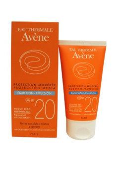Avene Moderate Protection SPF 20 Emulsion 50 Ml