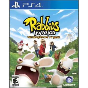 UBI Soft Rabbids Invasion: The Interactive TV Show (PlayStation 4)