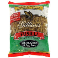 Gillian's Foods - Gluten Free Fusilli Brown Rice Pasta - 1 lb.