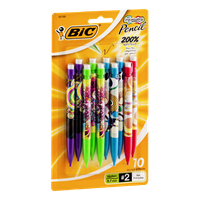 BIC Impressions #2 Medium .7mm Mechanical Pencils - 10 CT