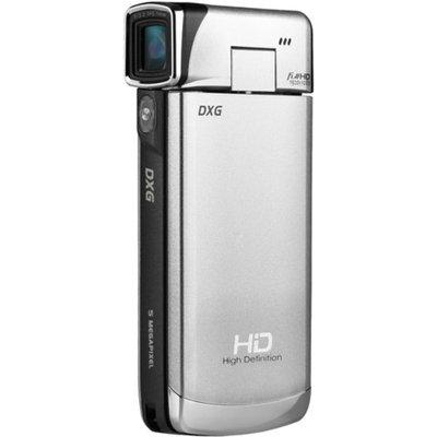 DXG 5MP HD Digital Camcorder, 3.0