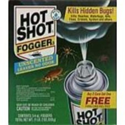 Hot Shot Products Hot Shot Fogger 3 Pack