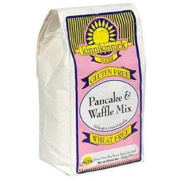 Kinnikinnick Foods Gluten-Free Pancake & Waffle Mix, 23-Ounce Bags (Pack of 6)