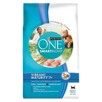 One Cat Purina One Vibrant Maturity 7+ Dry Cat Food - 7 lb