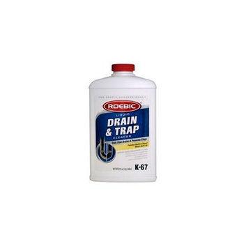 Roebic K-67L-Q-12 1 Quart Liquid Drain & Trap Cleaner