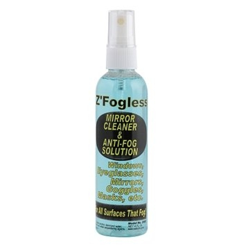 Z'Fogless Fog-Free Spray Solution