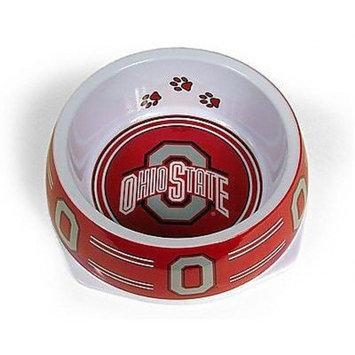 Sporty K9 Ohio State Dog Bowl, Small