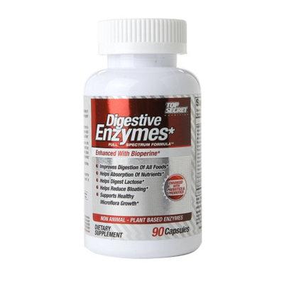 Top Secret Digestive Enzymes