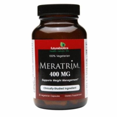 Futurebiotics Meratrim 400mg, Vegetarian Capsules, 60 ea