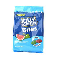 Jolly Rancher Bites Watermelon & Green Apple Flavored Soft Candy