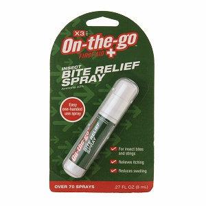 X3 On-The-Go Bite Relief Spray