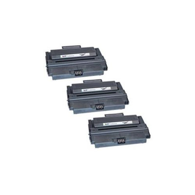 LD Compatible Set of 3 Toner Replacements for the Dell 2335dn 330-2209 (NX994) High Yield Black Toner Cartridge by LD Products