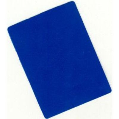 Trademark Poker BLUE Blackjack Cut Card - Poker Size