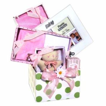 Alder Creek Gifts Alder Creek Girl's Baby Basket