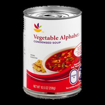 Ahold Condensed Soup Vegetable Alphabet